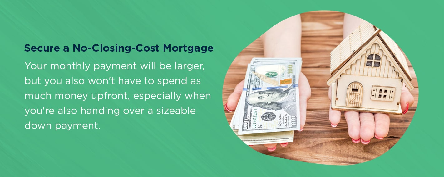 secure a no-closing-cost-mortgage
