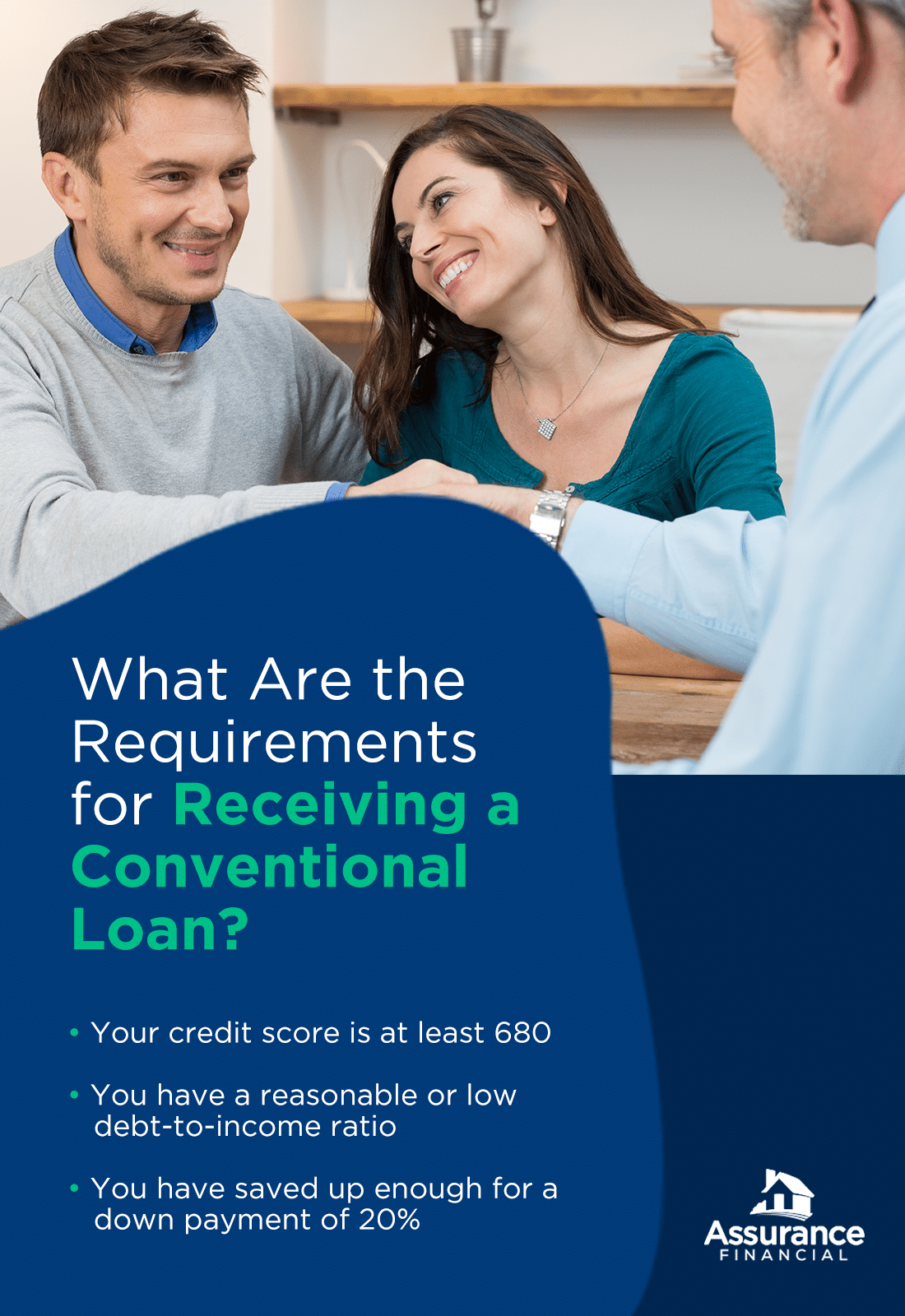 Conventional loan requirements