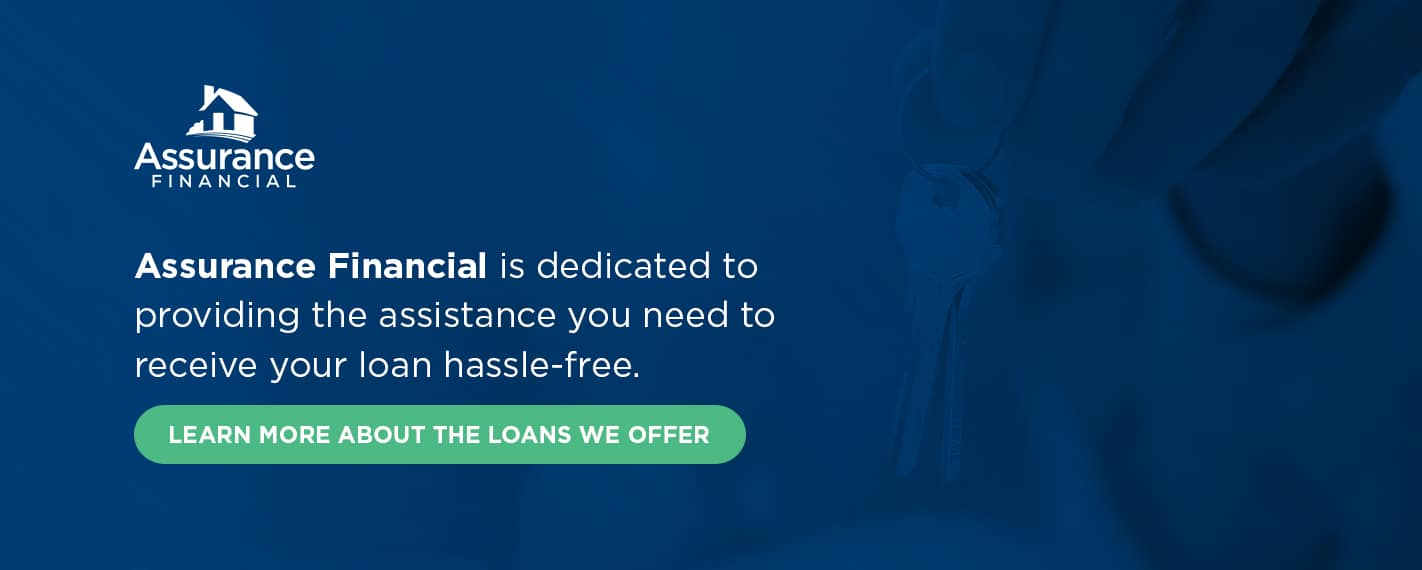 Learn more about our loan options at assurance financial