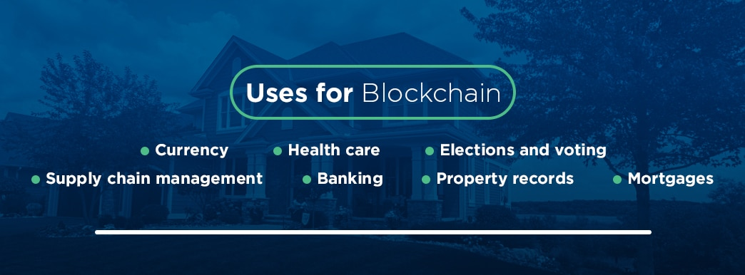 many industries can use and benefit from blockchain