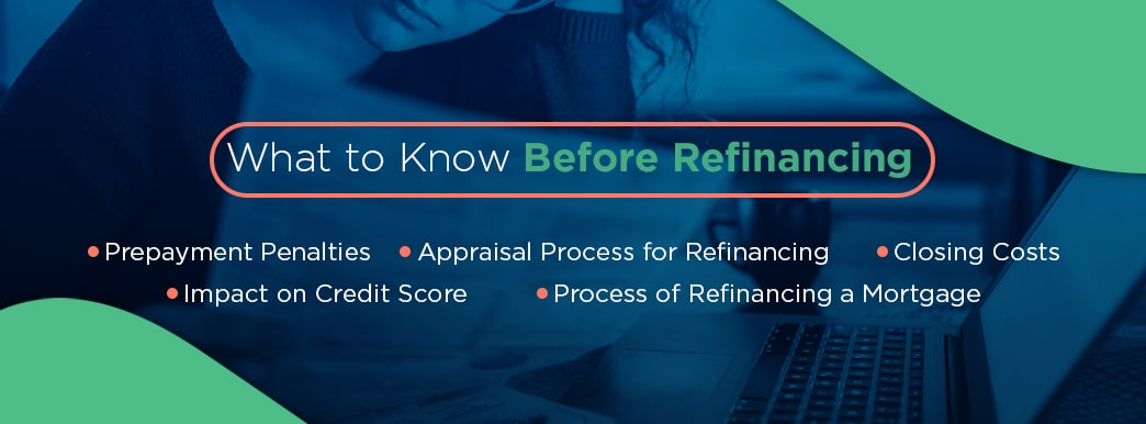 what to know before refinancing