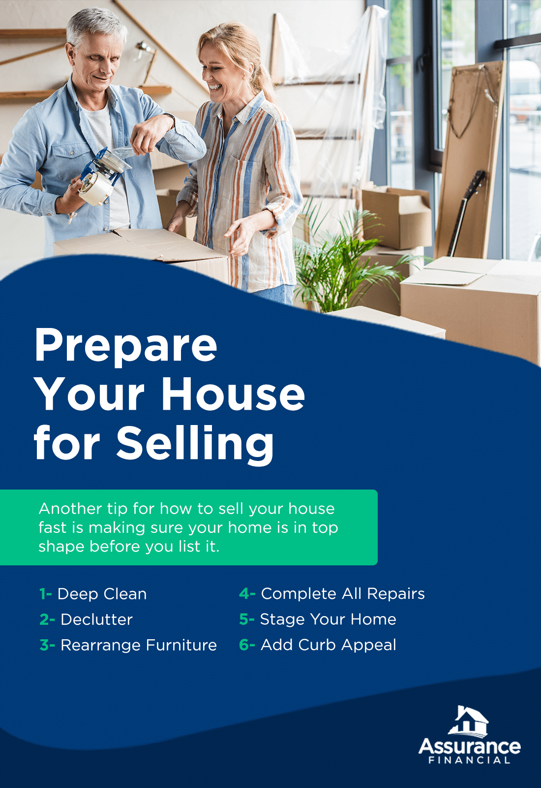 How to Prepare Your House for Selling