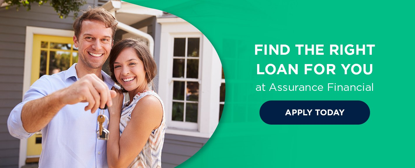 Find the right loan for you CTA