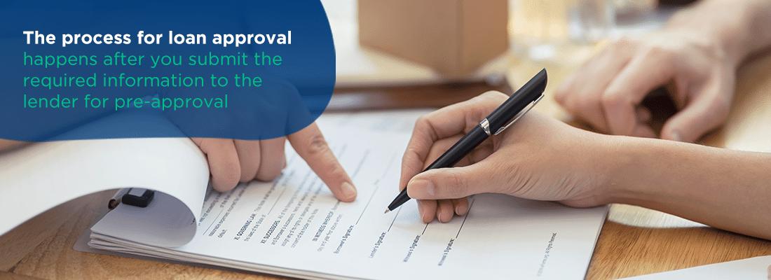 Loan approval process for fha loan