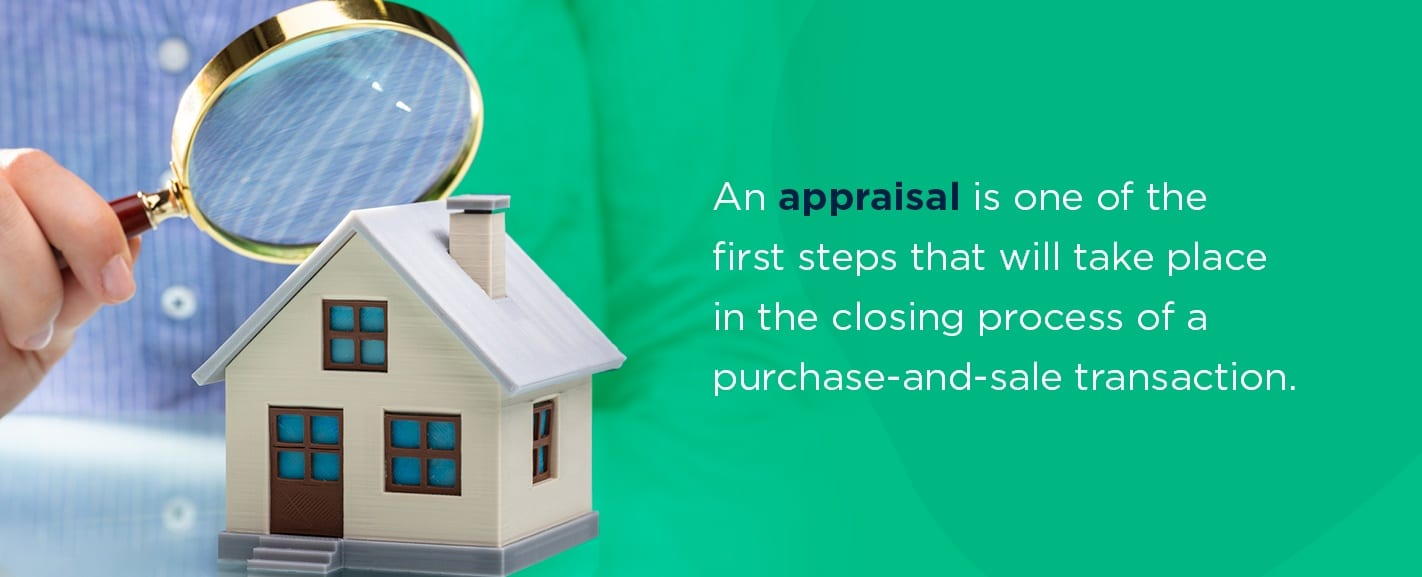 How does the appraisal process work
