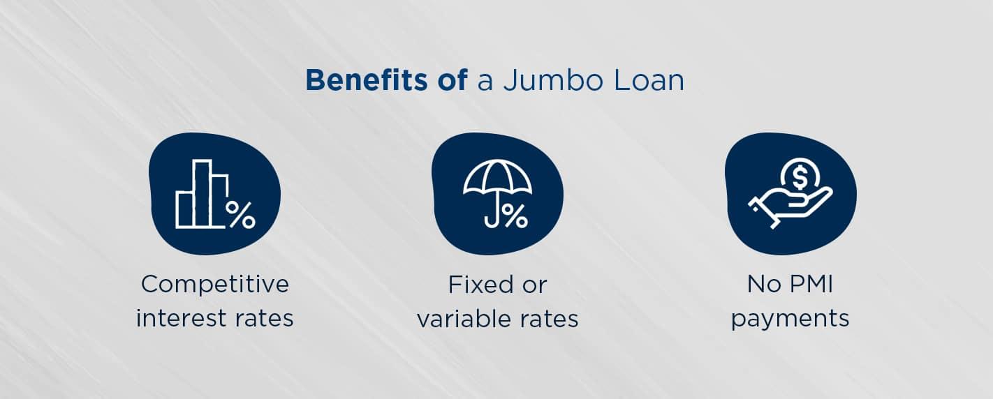 Benefits of a jumbo loan