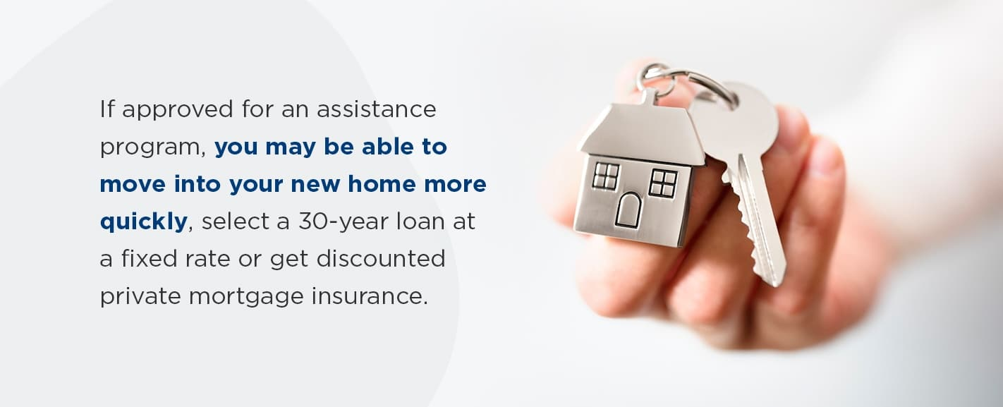 Do you offer assistance programs for down payments