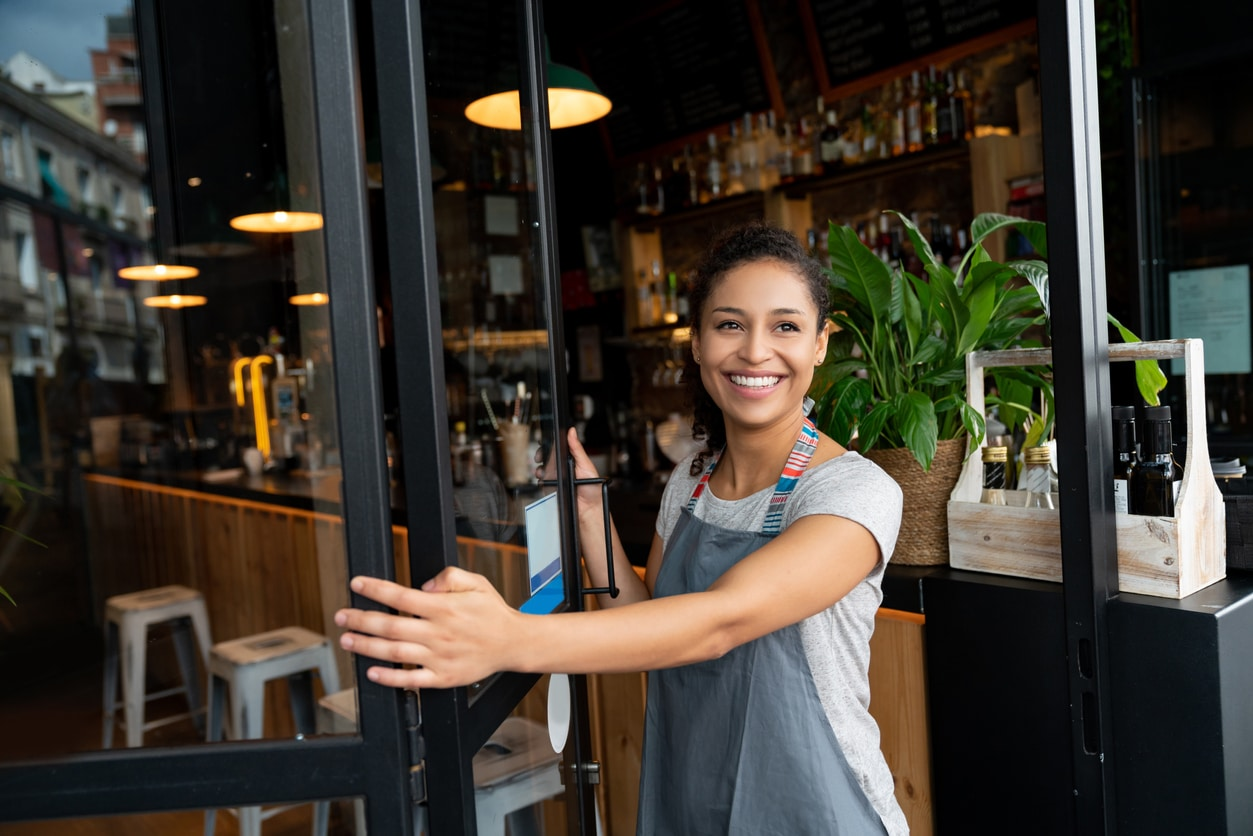 Self employed business owner
