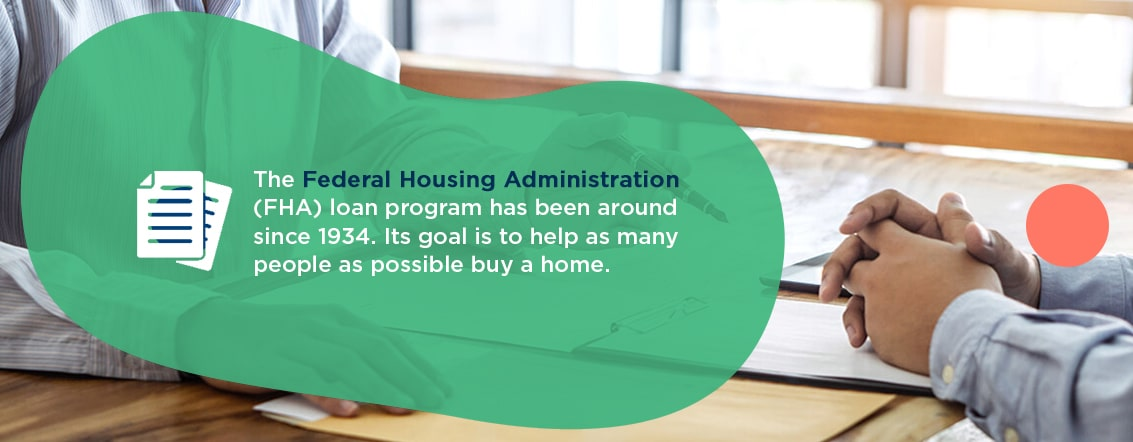 FHA loan program history